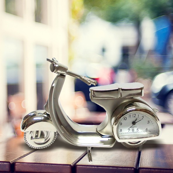 SQS-K15A Minature Clock, Mini Electric Bicycle Clock