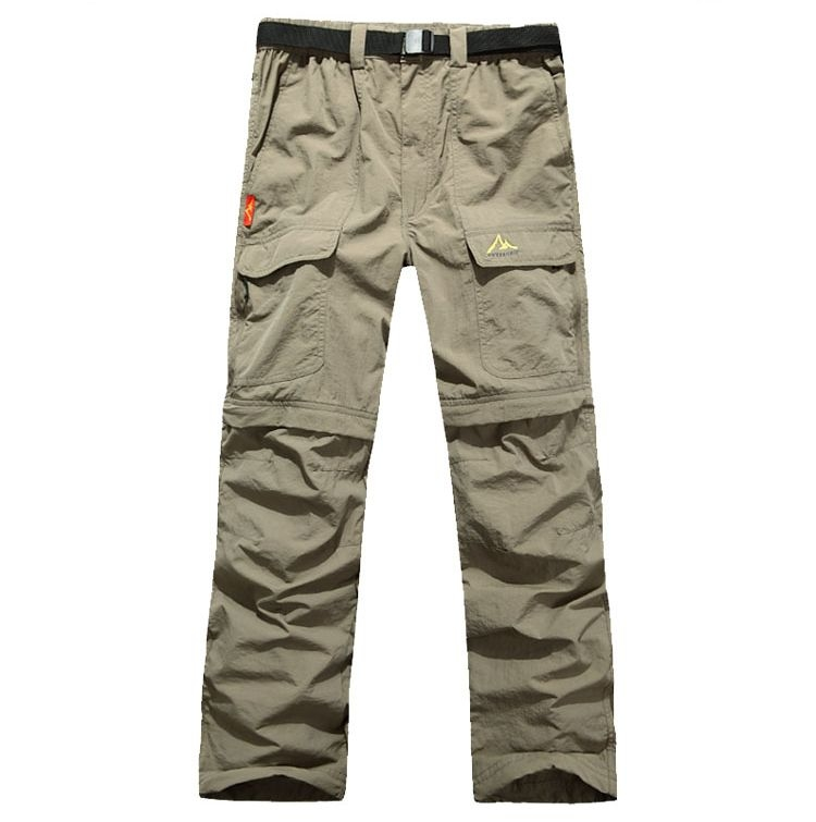 New Mens Detachable Speed dry UV Protection Short Pants